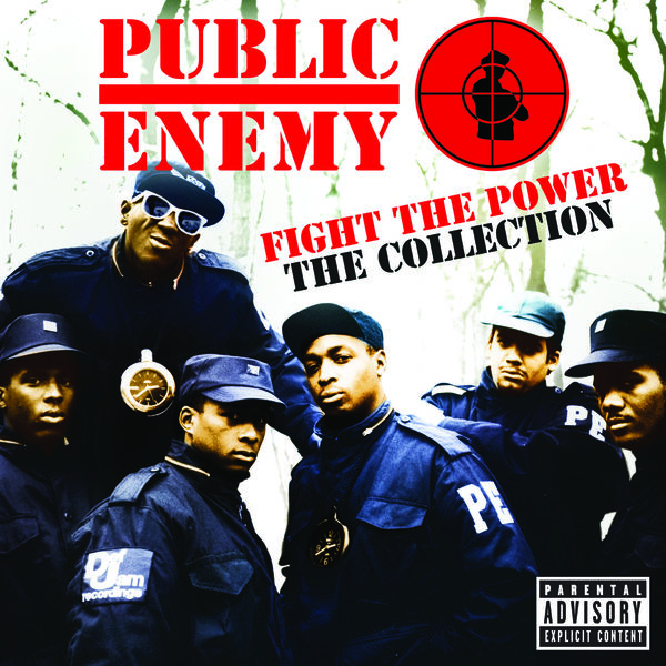 Public Enemy: Fight The Power: The Collection CD