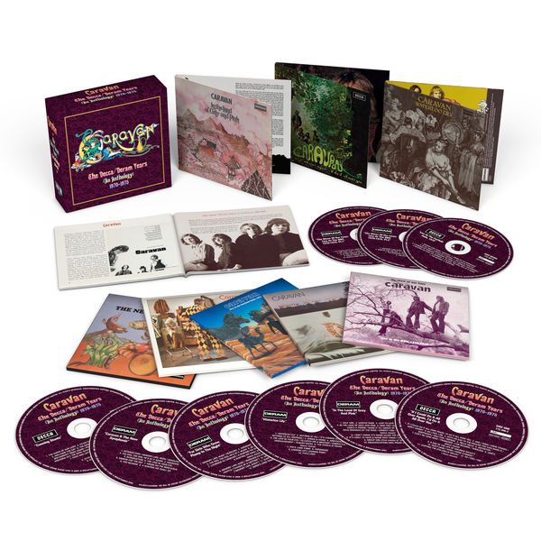 Caravan: The Decca/Deram Years (An Anthology) 1970-1975