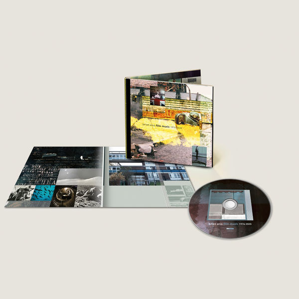 Brian Eno: Film Music 1976 - 2020: CD + Exclusive A2 Print