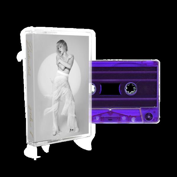 Carly Rae Jepsen.: Dedicated Side B Fluro Purple Cassette - UK EXCLUSIVE