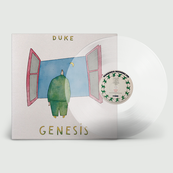 Genesis: Duke: Limited Edition Clear Vinyl