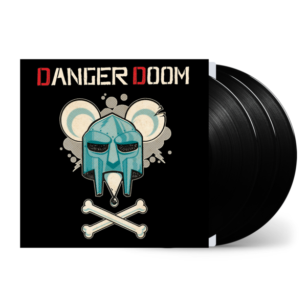 Dangerdoom: The Mouse and The Mask: Official Metalface Version
