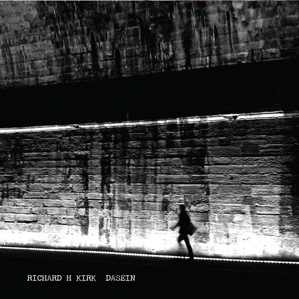 Richard H. Kirk: Dasein: Limited Edition Clear Vinyl