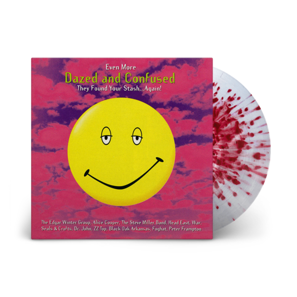 Original Soundtrack: Even More Dazed and Confused: Limited Edition White + Red