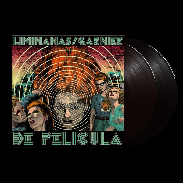 The Liminanas / Laurent Garnier : De Pelicula: Vinyl 2LP