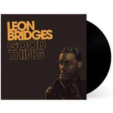 Leon Bridges: Good Thing - Signed