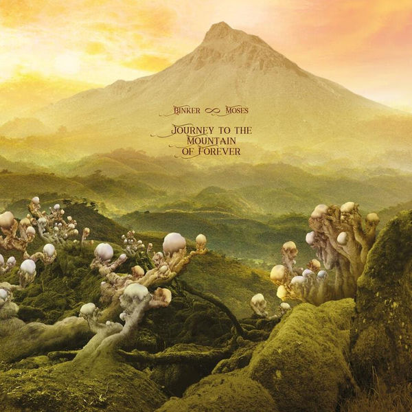 Binker and Moses: Journey To The Mountain Of Forever