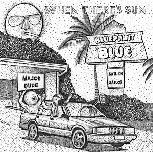 The sound of vinyl blueprint blue when theres sun malvernweather Choice Image