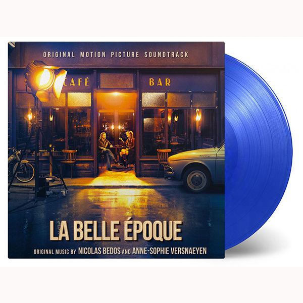 Original Soundtrack: La Belle Epoque: Limited Edition Blue Vinyl