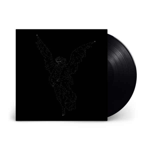 John Glacier: SHILOH: Lost For Words: Black Vinyl LP