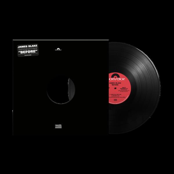 "James Blake: Before EP (Limited 12"" Vinyl)"