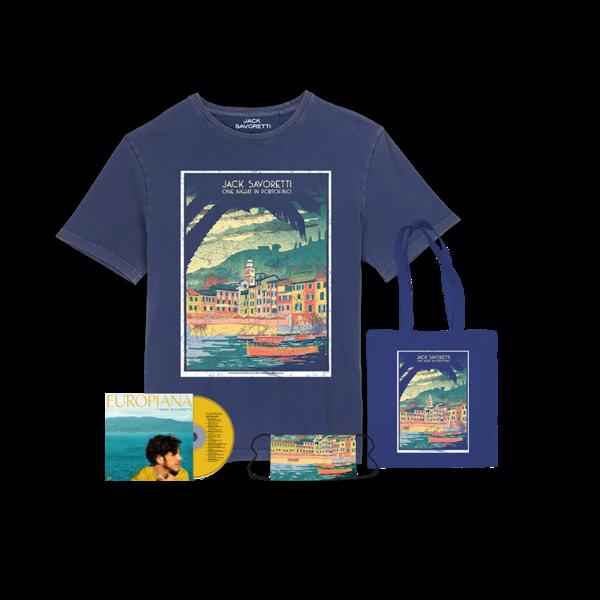 Jack Savoretti: Portofino CD Bundle - Signed