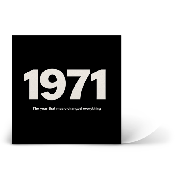 Various: November 26th - Black Friday - Limited Edition 1971 Collector's Vinyl