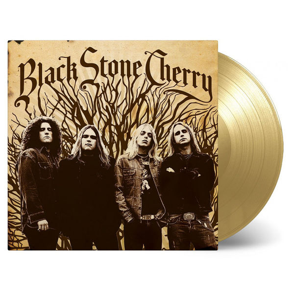 Black Stone Cherry: Black Stone Cherry: Limited Edition Gold Vinyl