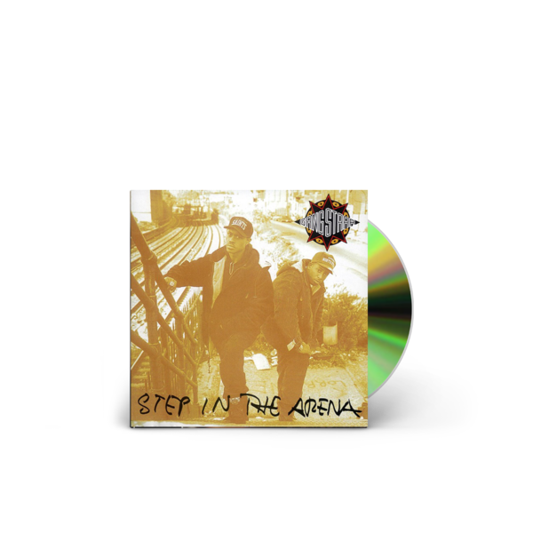 Gang Starr: Step In The Arena