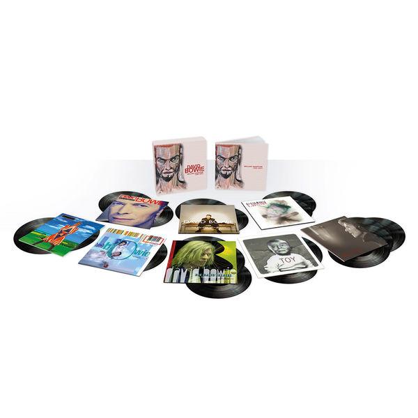 David Bowie: Brilliant Adventure (1992 – 2001): Limited Edition 18 Vinyl Box Set