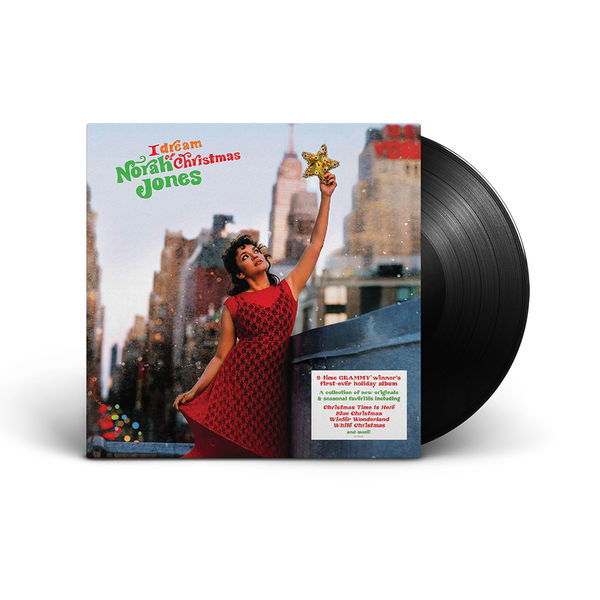 Norah Jones: I Dream Of Christmas' Vinyl