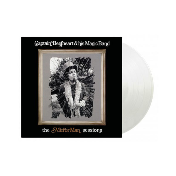 Captain Beefheart And His Magic Bands: The Mirror Man Sessions: Limited Edition Crystal Clear Vinyl