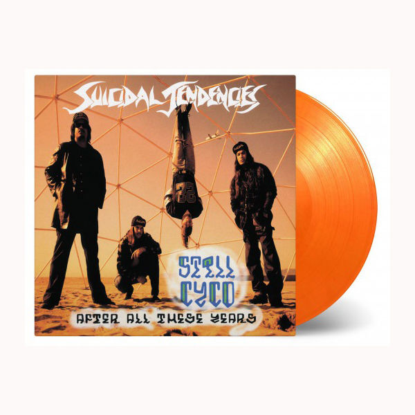 Suicidal Tendencies: Suicidal Tendencies / Still Cyco After All These Years: Limited Edition Orange Vinyl