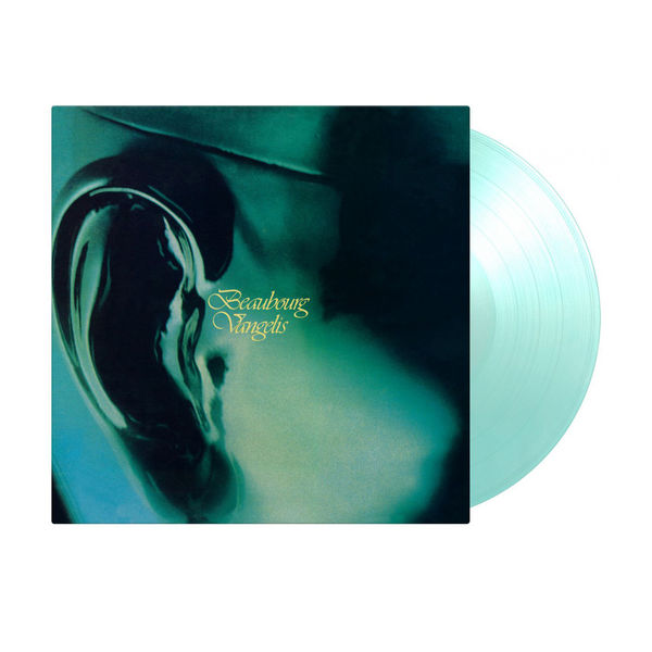 Vangelis: Beaubourg: Limited Edition Aquamarine Vinyl