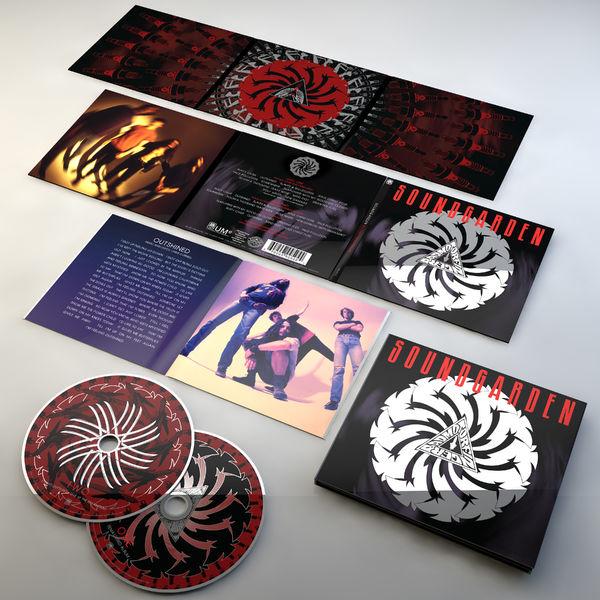 Soundgarden: Badmotorfinger: Deluxe Edition