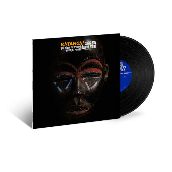 Curtis Amy & Dupree Bolton : Katanga! LP (Tone Poet Series)