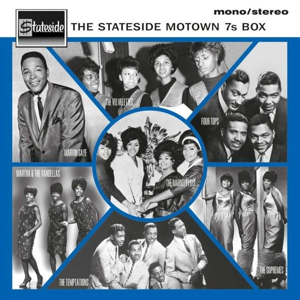 Various Artists: The Stateside Motown 7s Vinyl Box