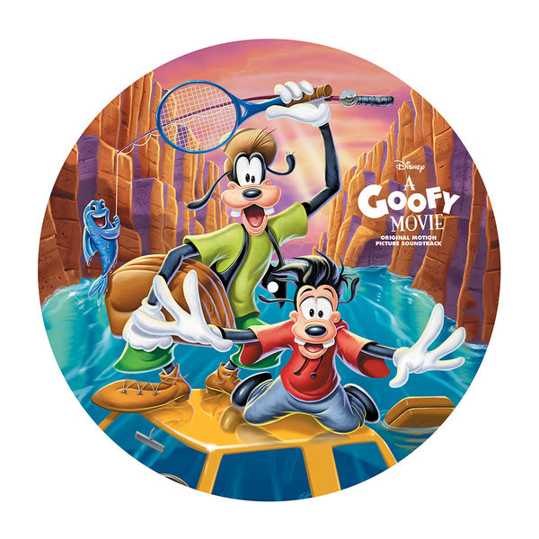Various Artists: Goofy the Movie
