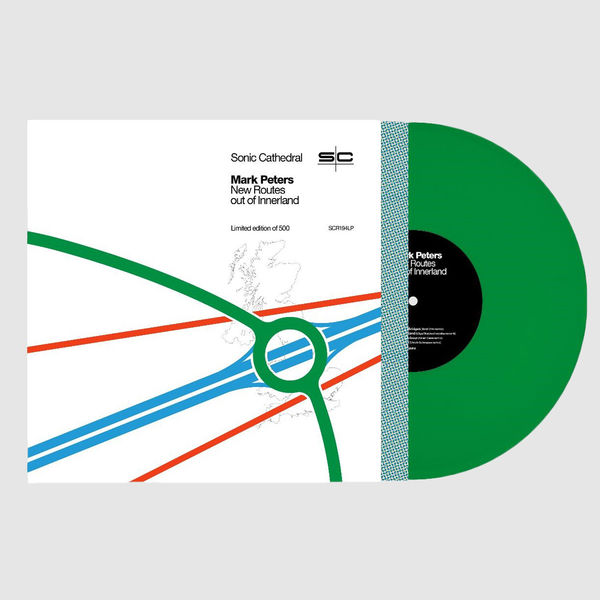 Mark Peters: New Routes out of Innerland: Limited Edition Green Vinyl