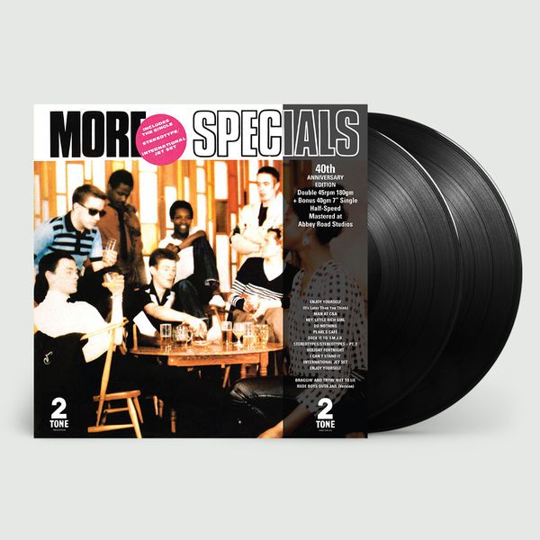 The Specials: More Specials [40th Anniversary Half-Speed Master Edition]
