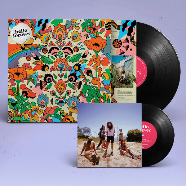 Hello Forever: Whatever It Is: Vinyl + 7