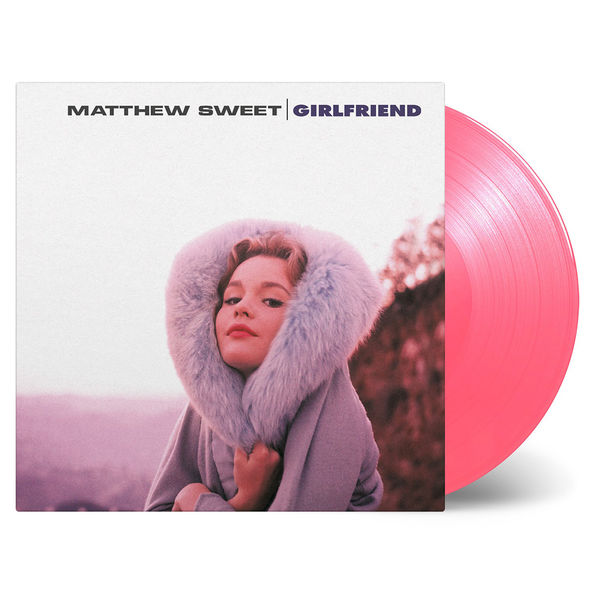 Matthew Sweet: Girlfriend: Limited Edition Pink Vinyl