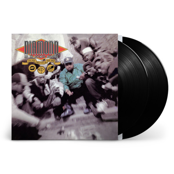Diamond D: Stunts, Blunts & Hip Hop
