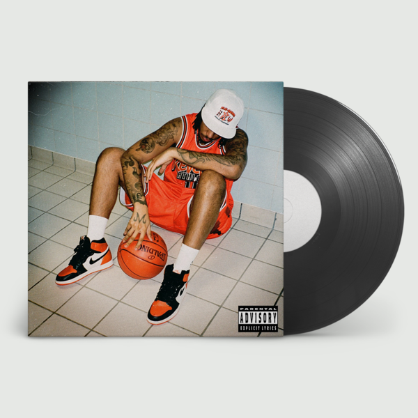 AJ Tracey: Flu Game: Black Vinyl LP