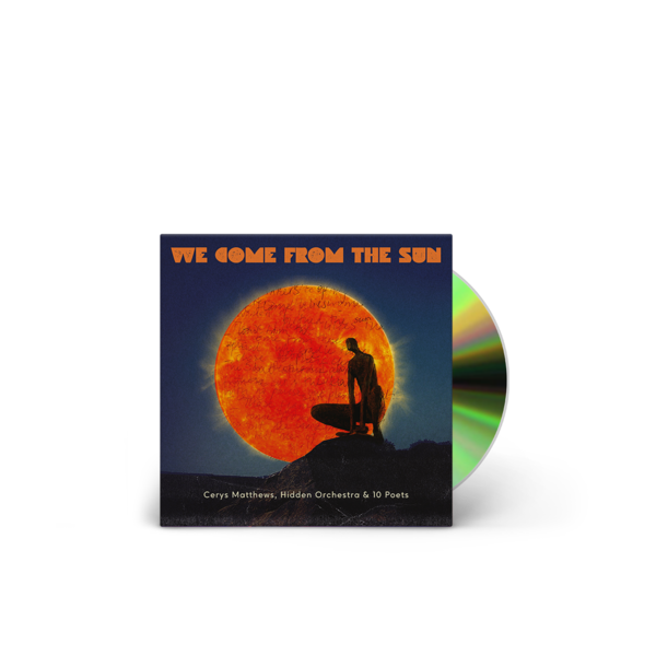 Cerys Matthews: We Come From The Sun Standard CD