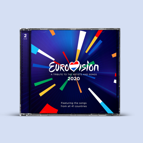 Various Artists: Eurovision: A Tribute to the Artists and Songs 2020