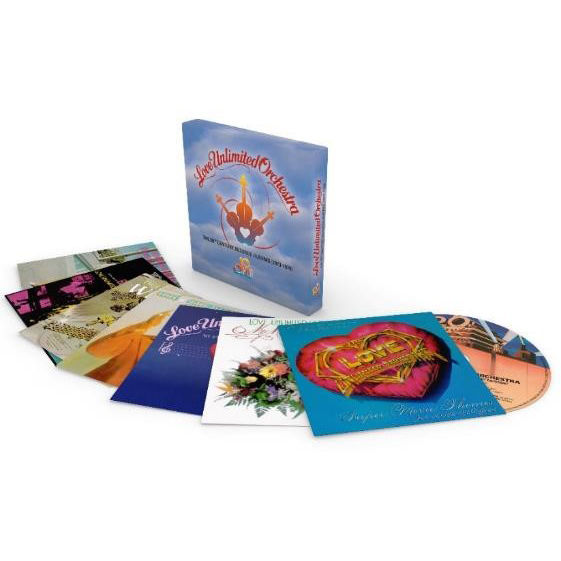 Love Unlimited Orchestra: The 20th Century Records Albums (1973-1979)