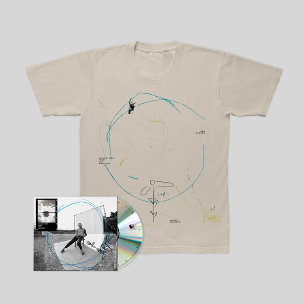 Ben Howard: Collections From The Whiteout: CD + Graphic Tee (Sand)