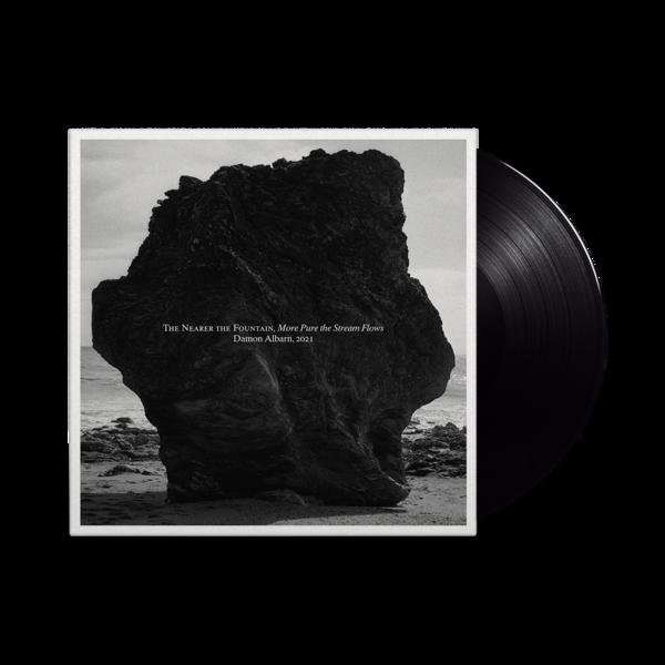 Damon Albarn: The Nearer the Fountain, More Pure the Stream Flows: Black Vinyl LP