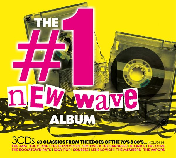 Various Artists: THE #1 ALBUM: NEW WAVE