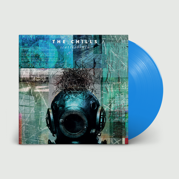 The Chills: Scatterbrain: Sky Blue Vinyl