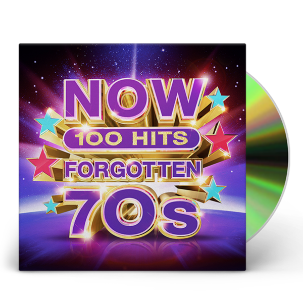 Various Artists: NOW 100 Hits Forgotten 70s – 5CD