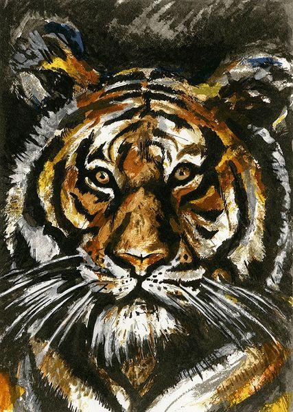 Ronnie Wood: Tiger