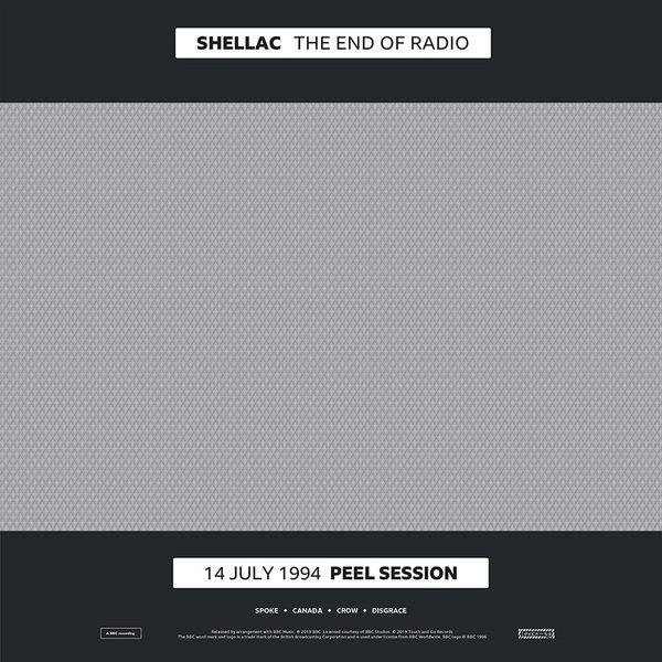 Shellac: The End of Radio