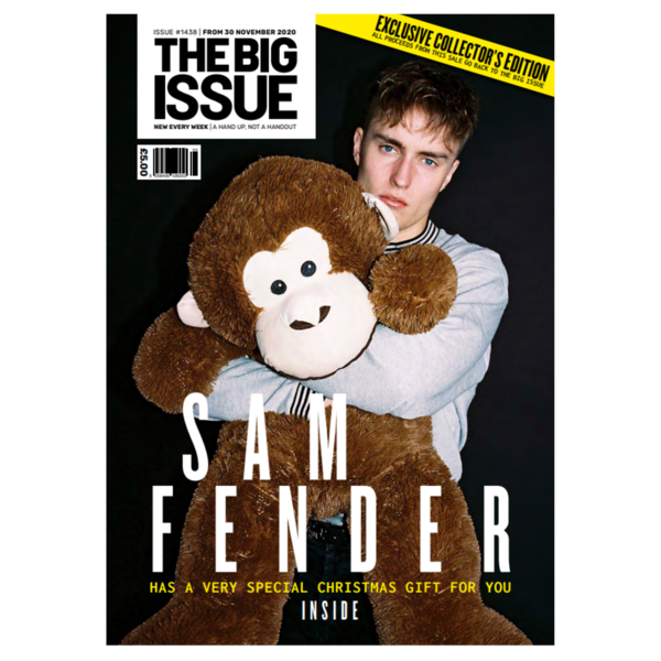 Sam Fender: The Big Issue: Sam Fender Exclusive Cover