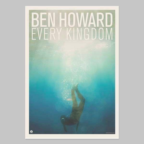 Ben Howard: EVERY KINGDOM ALBUM POSTER