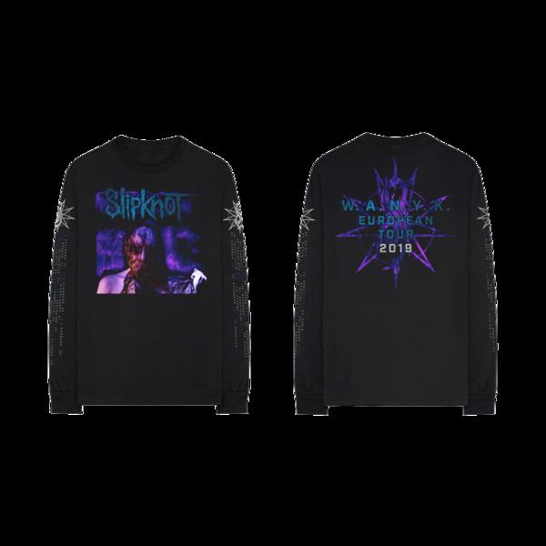 Slipknot: WANYK Cover Date Longsleeve