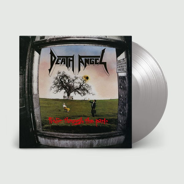Death Angel: Frolic Through The Park [Expanded]: Limited Edition Silver Vinyl