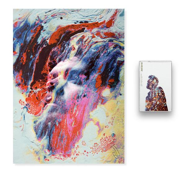 Jack Garratt: Love, Death & Dancing: Art Print + Cassette