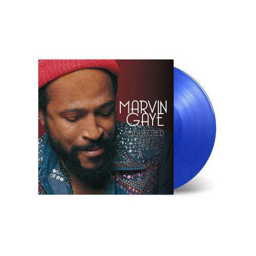 Marvin Gaye: Collected: Limited Edition Blue Vinyl